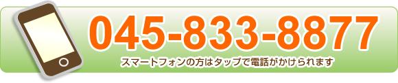 電話番号0458338877