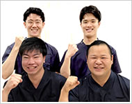 横須賀院のスタッフ