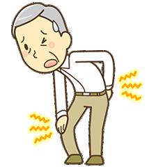 腰痛 膝痛